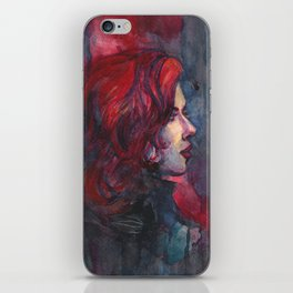 Widow iPhone Skin