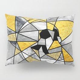 FRAGMENT SKULL Pillow Sham