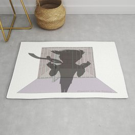 Shadow of the Future Rug