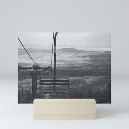 """""""Lost Rider 105"""" Mini Art Print"""