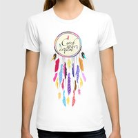 dreamcatcher T-shirts featuring Dreamcatcher by O. Be
