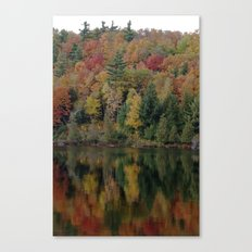 Warmth in Nature Canvas Print
