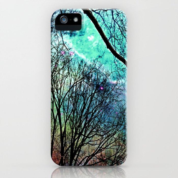 twilight sky iPhone Case