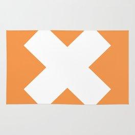 X WHITE Rug