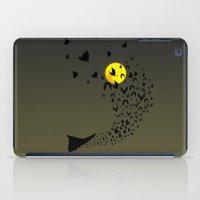 bats iPad Cases featuring Bats by Badamg