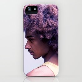 Ibou iPhone Case