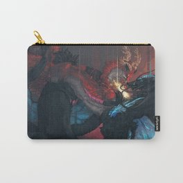 We Dreamt the Stars Carry-All Pouch