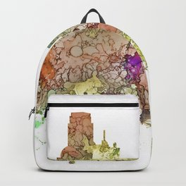 Dallas, Fort Worth Texas SG - Faded Glory Backpack