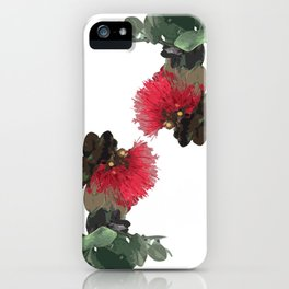 Lehua iPhone Case