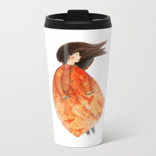 Favourite Coat Metal Travel Mug