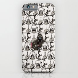 Mass Effect : Does this unit have a soul? iPhone Case