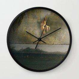City Walker Wall Clock