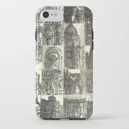 BLACK&WHITE  iPhone Case