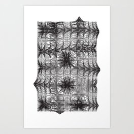Hyperspace Art Print