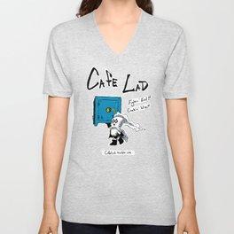 Cafe Lad Unisex V-Neck