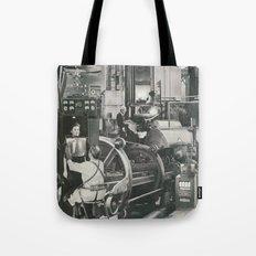 The Machine II Tote Bag