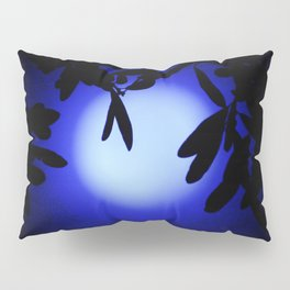 Does That Blue Moon Ever Shine on You Pillow Sham