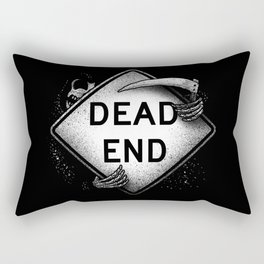Dead End Rectangular Pillow