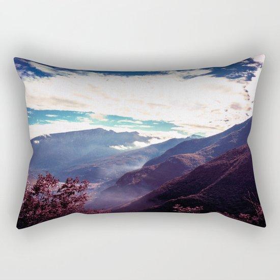 Make It Possible (Purple) Rectangular Pillow