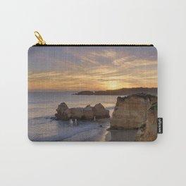Praia da Rocha dusk, Portugal Carry-All Pouch