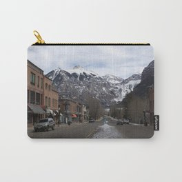 Downtown Telluride, Colorado Carry-All Pouch