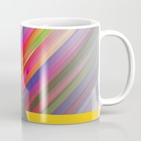 pyramid Mugs featuring Pyramid by ohzemesmo