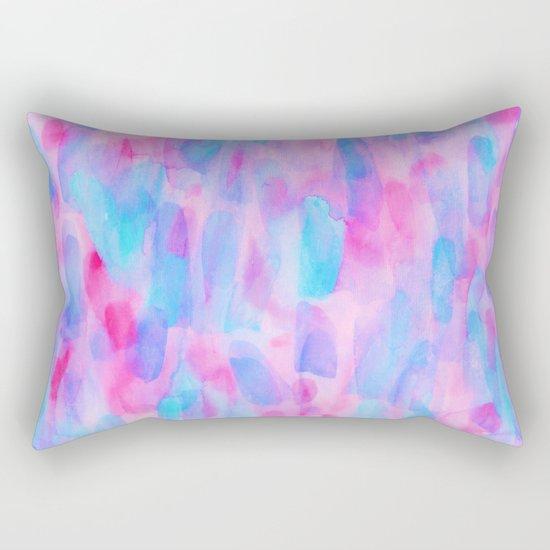 Petal Pash Rectangular Pillow