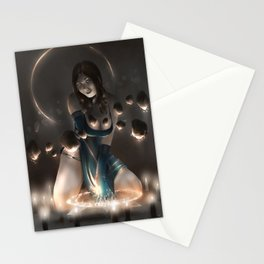 Levitation! Stationery Cards