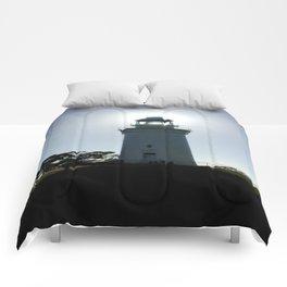 Table Cape Lighthouse - Tasmania Comforters