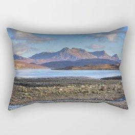 Views of Scotland Rectangular Pillow