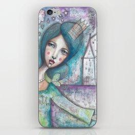 Soulfull Princess iPhone Skin