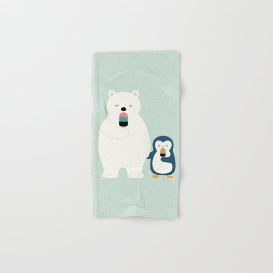 Stay Cool Hand & Bath Towel