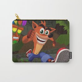 Believe in the Bandicoot Carry-All Pouch