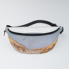 Michelangelo's Creation Fanny Pack