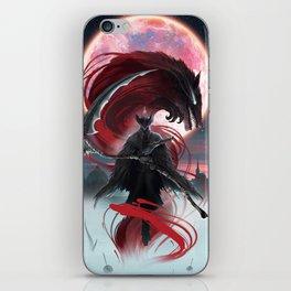 Bloodborne iPhone Skin