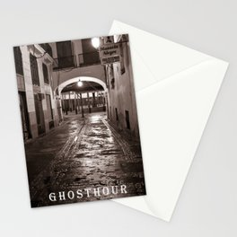 GHOST-HOUR of VALENCIA - DUPLEX Stationery Cards