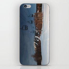 A Sugarloaf Sunrise  iPhone Skin