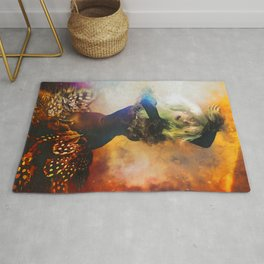 Lost in Music Rug