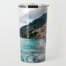 Rainy Positano XII Travel Mug