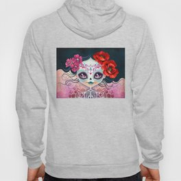 Amelia Calavera - Sugar Skull Hoody