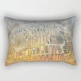 Atlante 11-06-16 / SUBAQUATIC - AERIAL Rectangular Pillow