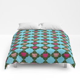 Lotus Love Comforters