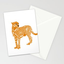 Mighty Cheetah  Stationery Cards
