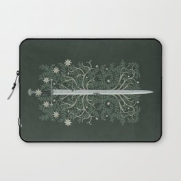 Flame of the West Laptop Sleeve