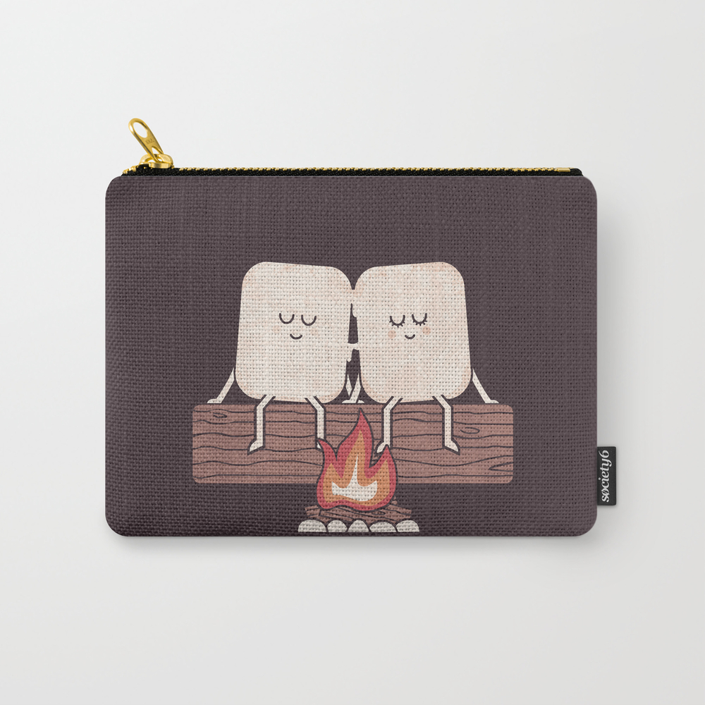I Melt With You Carry-all Pouch by Teozirinis CAP8653650