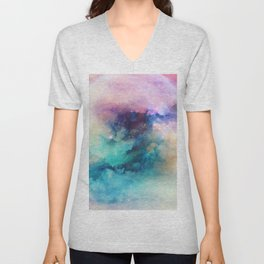 Dreaming by Nature Magick Unisex V-Neck
