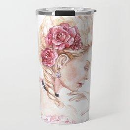 The image of Marie Antoinette Travel Mug