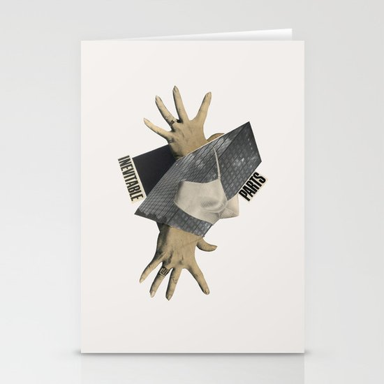 Inevitable Parts Stationery Cards