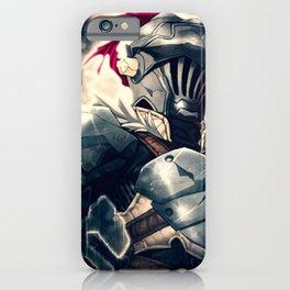 GoblinSlayer   GoblinSlayer iPhone Case