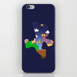Hero:Plumber iPhone Skin